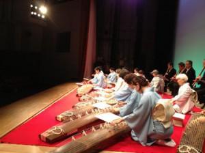 明石伝統芸能協会公演