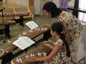伝統文化親子体験教室