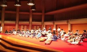 月に寄せる日本の歌